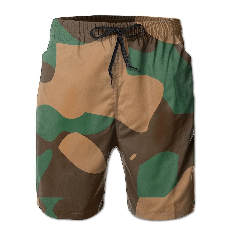 6dc5c8593d Top2: Aniaml Bape Camouflage Green Mens Summer Swim Beach Shorts