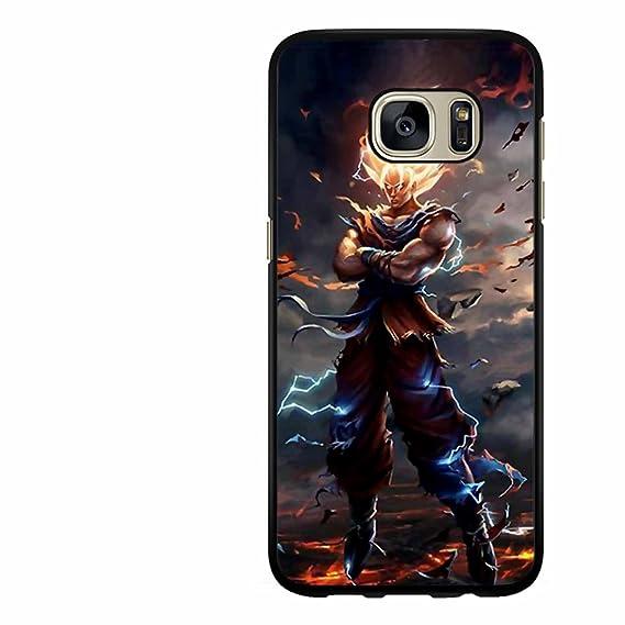 another chance 2010c bbd48 Dragon Ball Z Goku Super Saiyan Phone Case Samsung Galaxy S7