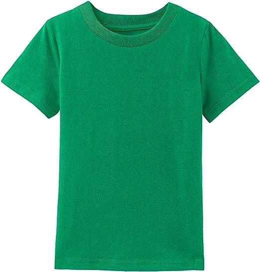 MOMBEBE COSLAND Camiseta para Bebé Niños Niñas 100% Algodón ...