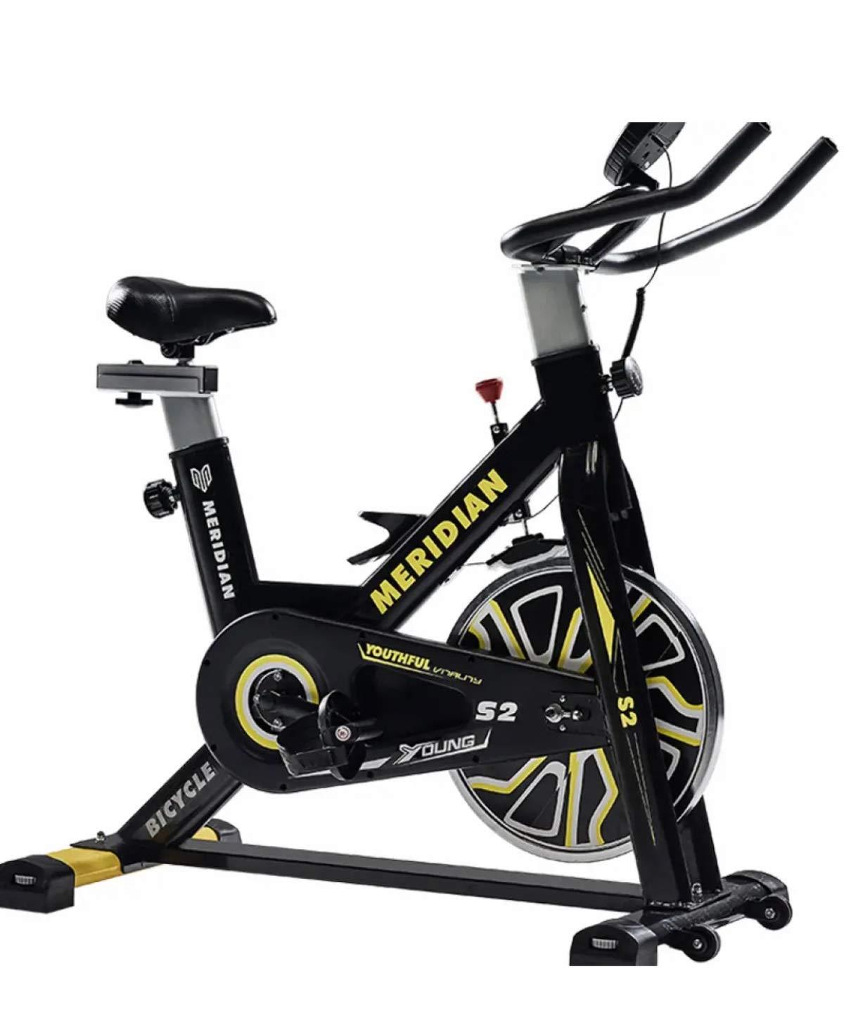 スピニングバイクエクササイズバイクホームスマートエクササイズフィットネス機器屋内エクササイズバイク減量バイクサイレントエクササイズバイク