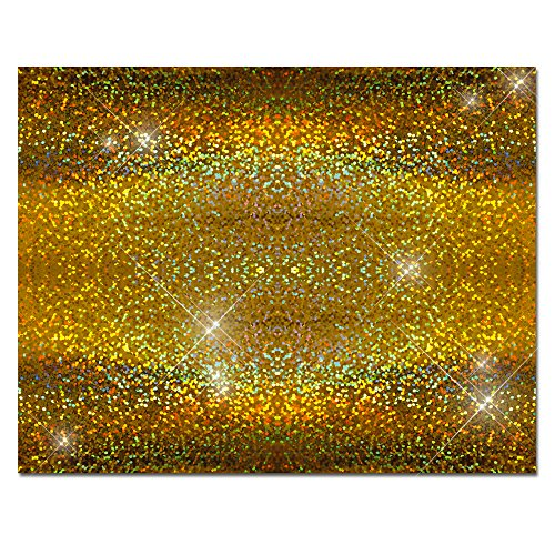ArtSkills Holographic Poster Board, 22 x 28 Inches, Gold,...