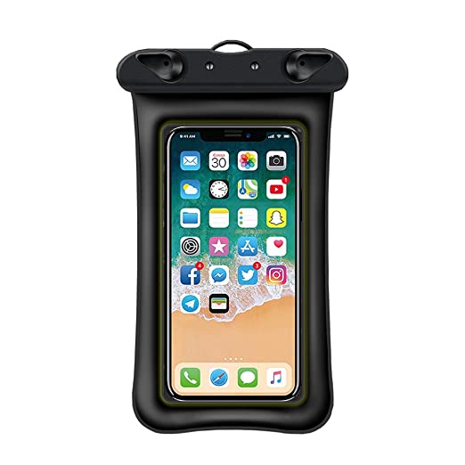 Amazon com: Waterproof Phone Case Pouch Protects Your Cell