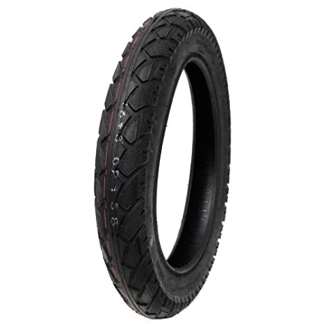 Amazon.com: Street Tread Tire Size 16x3.0 Fits Electric Bikes, Scooters, e-Bikes, Mopeds, Kids Bikes BMX: Automotive
