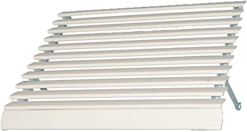 Americana Building Products Aluma Vue Awning, 32-3 4 by 54-Inch, White