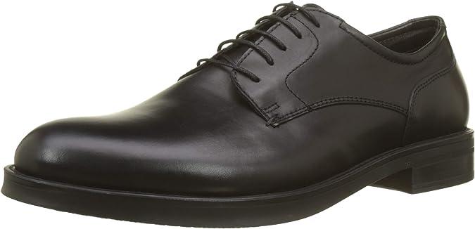 TALLA 41.5 EU. Stonefly Class II 6 Nappa, Zapatos de Cordones Derby para Hombre