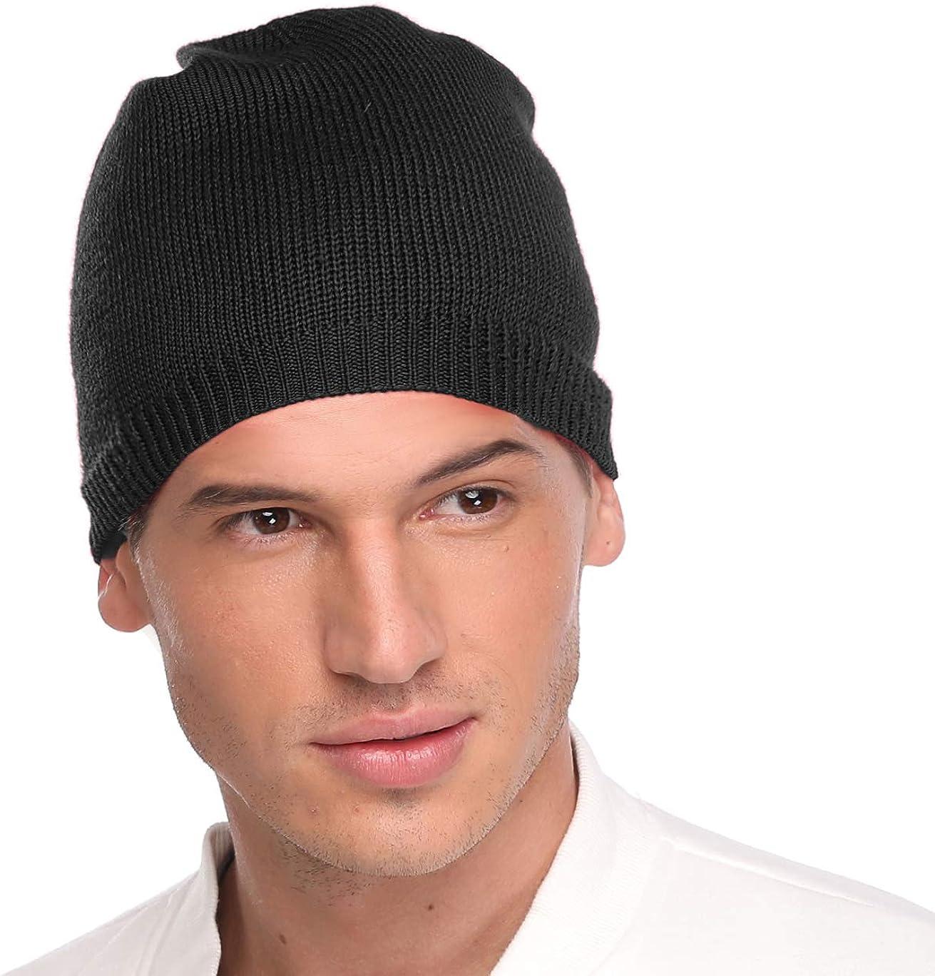 Horizon-t Amazing Landscape Unisex 100/% Acrylic Knitting Hat Cap Fashion Beanie Hat
