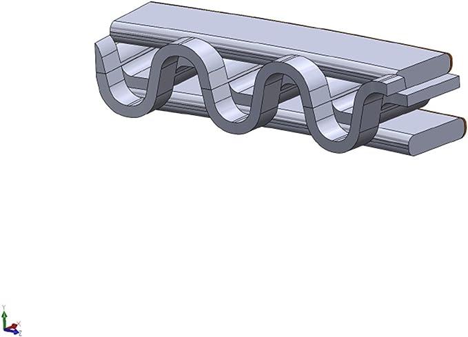 Hastings 5739060 4-Cylinder Piston Ring Set
