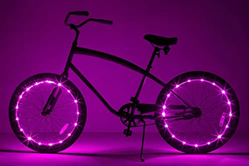Brightz WheelBrightz LED Bicycle Wheel Accessory Light