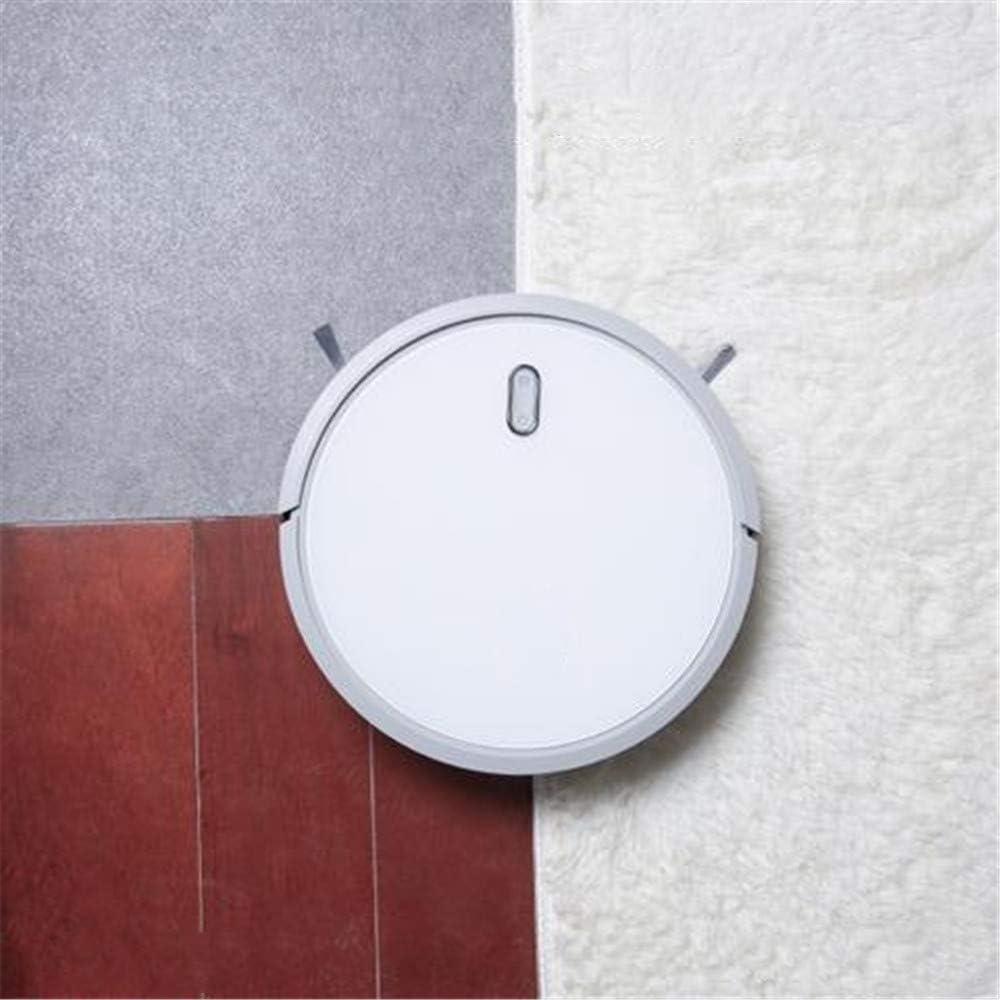 ZLAHY Robot de balayage Aspiration superbe de robot propre pour la maison pour toutes sortes de blanc aspirateur super tranquille blanc moulu A800, blanc Blanc