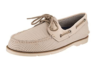 Sperry Leeward 2-Eye Perforated Boat Shoe hO6VMA