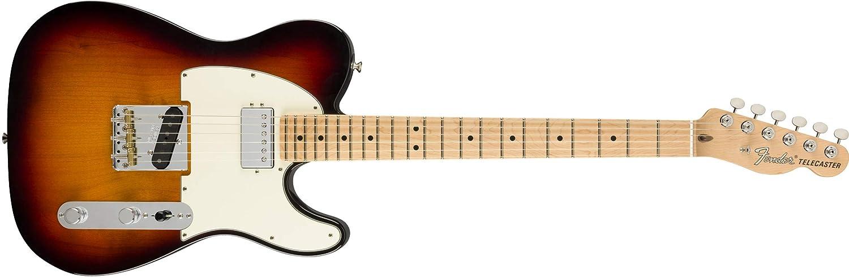 超格安一点 Fender エレキギター American Performer Telecaster® Telecaster® with Humbucking, Maple Fingerboard, Fender Performer 3-Color Sunburst B07L2X3MMH オーバジン オーバジン ローズウッド, ワンダードック:f814b5fe --- pardeshibandhu.com