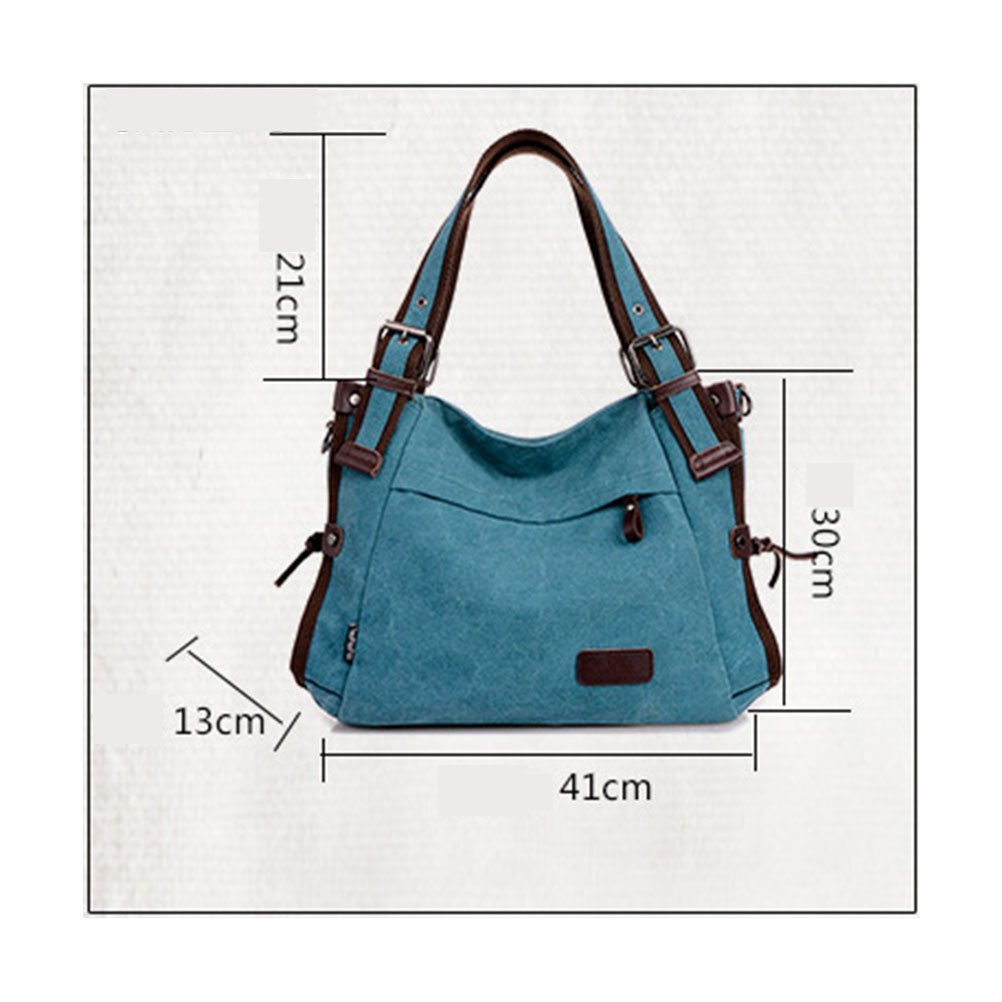Zhhlaixing Mode Taschen Classic Retro Canvas Large Package Characteristic Handbags Handbags Handbags Zipper Shoulder Bags for damen B074CX5HXK Umhngetaschen Sonderpreis 5fa544