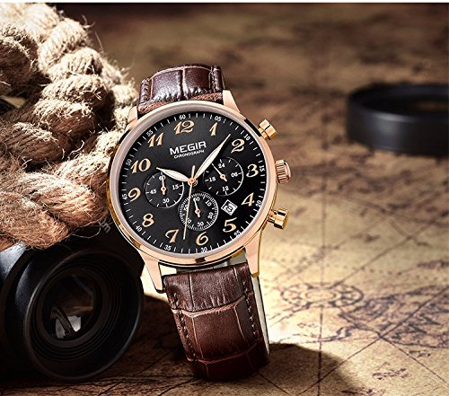 Amazon.com: Men Watches 2018 New Fashion Quartz Watch Luxury Sports & Outdoors Watches: Watches