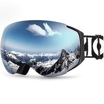 b213ff641234 ZIONOR Lagopus X6 Ski Goggles