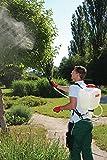 Solo 425 4-Gallon Professional Piston Backpack