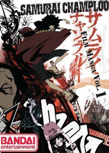 Samurai Champloo Film Manga Volume 1 (v. 1) Paperback May 2, 2006