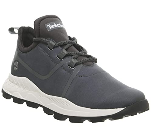 Timberland Brooklyn Fabric Oxford Shoes Men Grey 2019