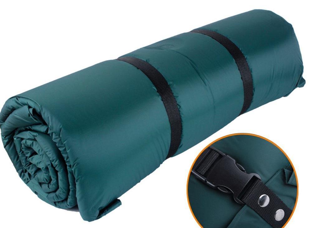 Doppel-aufblasbare Matte Feuchtigkeitspolster Automatic aufblasbare Matte Outdoor Reisen Camping