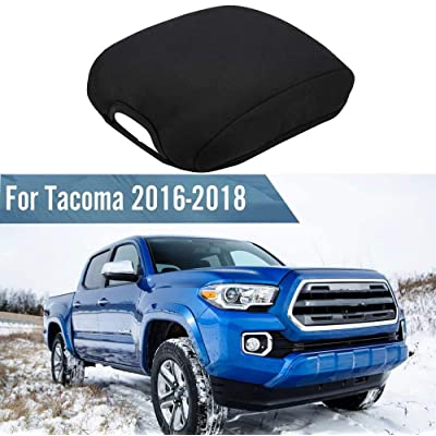 2016-2020 Tacoma Center Console Cover Armrest Cover Replacement: Automotive