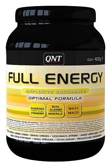 QNT Full Energy 400 g Lemon Energy, Performance and Endurance Drink Powder