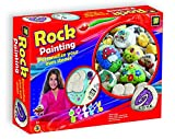 Amav Creative Craft Rock Painting Kit - DIY Make Your Own Pebbles\Boulders\Rock Using Nature's Canvas