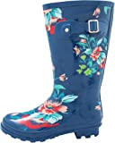 NORTY - Womens Hurricane Wellie Printed Floral