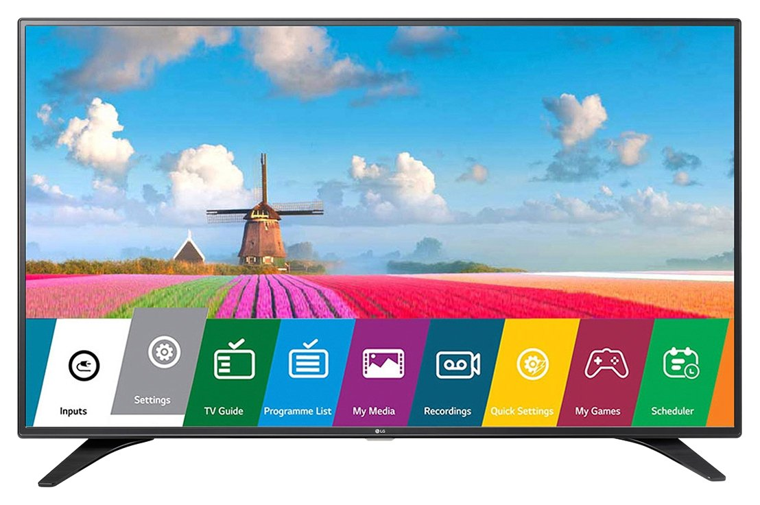 LG 43LJ531T 43 Inch Full HD Smart LED TV Image