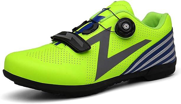 YZT QUEEN Zapatos de Ciclismo, Zapatos de Bicicleta de montaña ...