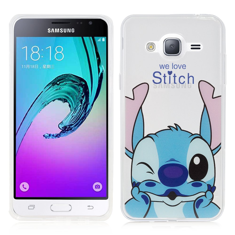 coque samsung galaxy j3 transparente