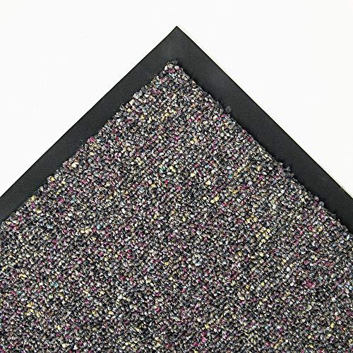 (Crown CB0035BR Classic Berber Wiper Mat, Nylon/Olefin, 36 x 60, Brown)