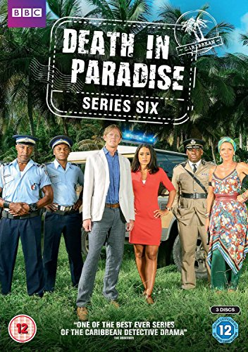 Death In Paradise - Series 6 [DVD] [2016] [Region2] Requires a Multi Region Player