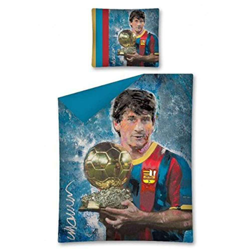 FC Barcelona Bettw/äsche 140x200 70x80 cm