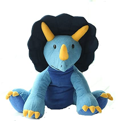 Cute Triceratops Dinosaur Plush Doll Girl Toys Stuffed Animals Baby Soft Toy