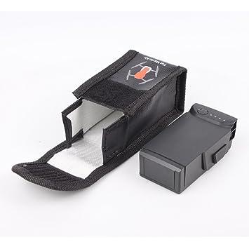 a2020836a6830 Kismaple Mavic Air Explosionsgeschützt LiPo Batterie tasche ...