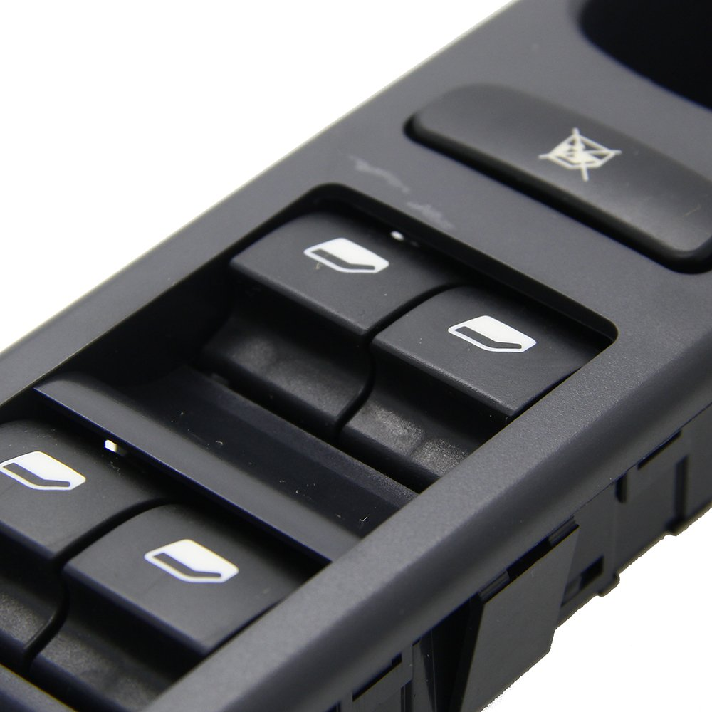 6554 frontal izquierda Potencia Ventana Master Interruptor De Control KT Master Interruptor De Elevalunas el/éctrico