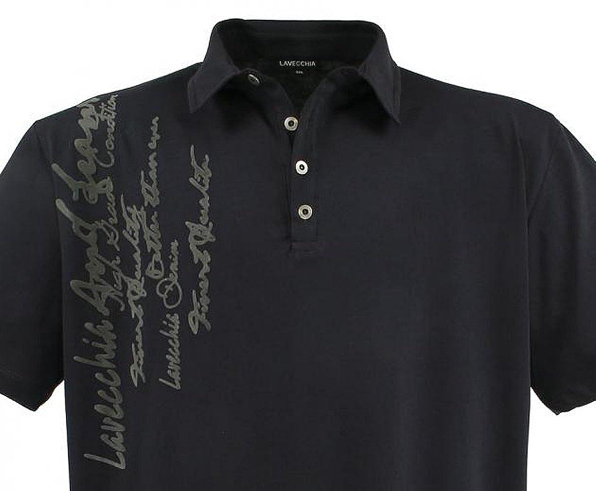 Übergrößen Herren Polo-Shirt 4051 Kurzarm Khaki Baumwolle 3XL-8XL Trendsicher