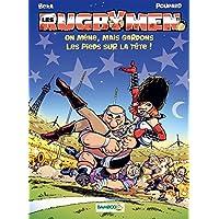 Les Rugbymen - tome 11 - On mène