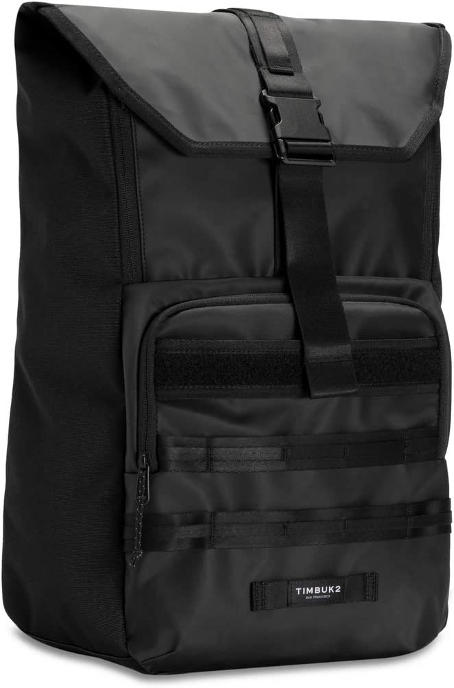 TIMBUK2 Spire Laptop Backpack 2.0, Jet Black