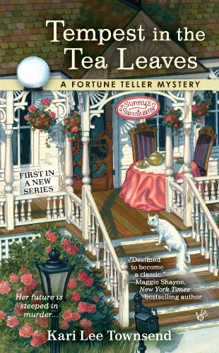 Tempest in the Tea Leaves (A Fortune Teller Mystery) by [Townsend, Kari Lee]