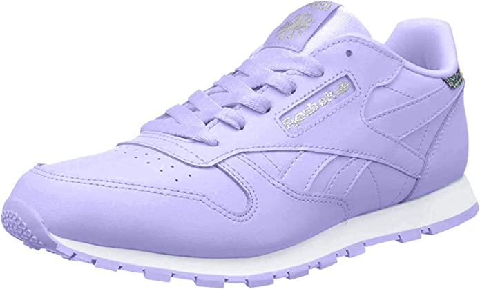 Reebok Classic Leather Pastel, Zapatillas de Running para Mujer ...