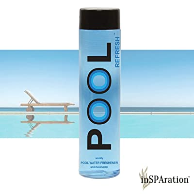 inSPAration - Pool Refresh 480 20oz Pool Refresh, 20 fl. oz : Garden & Outdoor