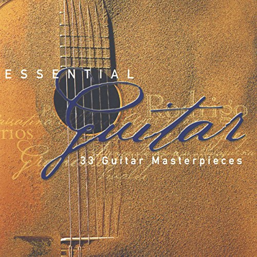 Price comparison product image Essential Guitar: 33 Guitar Masterpieces