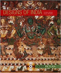 Designs from India (Dover Pictura Electronic Clip Art)