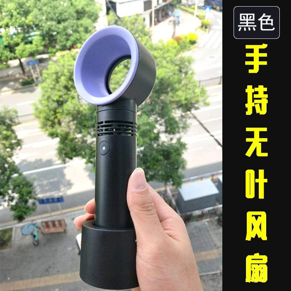 Portable Mini Fanleafless Small Fan Portable USB Charging Small Fan to Cool Down Anytime Anywhere