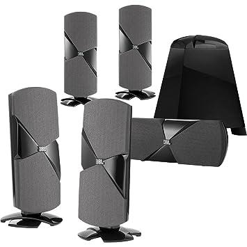 jbl 5 1 speakers. jbl cinema 500 5.1 speaker system (black) (discontinued by manufacturer) jbl 5 1 speakers k