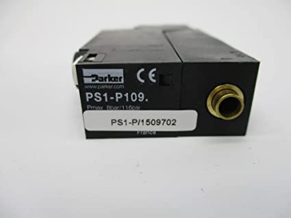 PARKER PS1-P109 116PSI NSNP