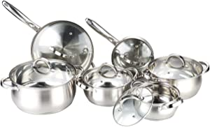 10 Best Cookware Set Under 100 Dollars You Can Buy in 2021! 4