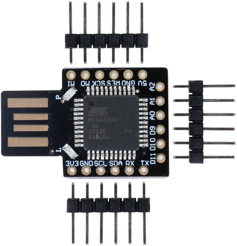BadUsb Beetle USB ATMEGA32U4 Development Board Module For Arduino Leonardo R3