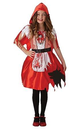 Rubies - Disfraz oficial de Caperucita Muerta para Halloween ...