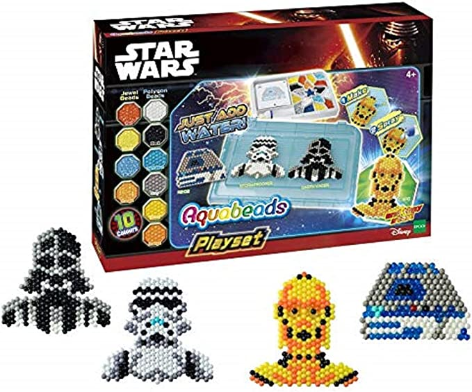 Aquabeads Star Wars KYRA REN /& Stormtrooper-giocattolo-P108215
